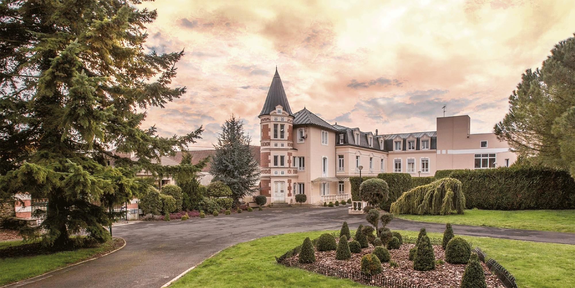 Château d'Eve